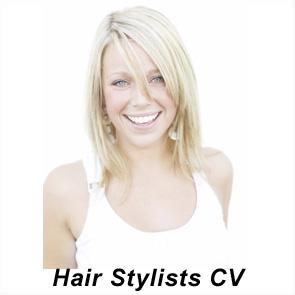 Hairdresser CV and Covering Letter