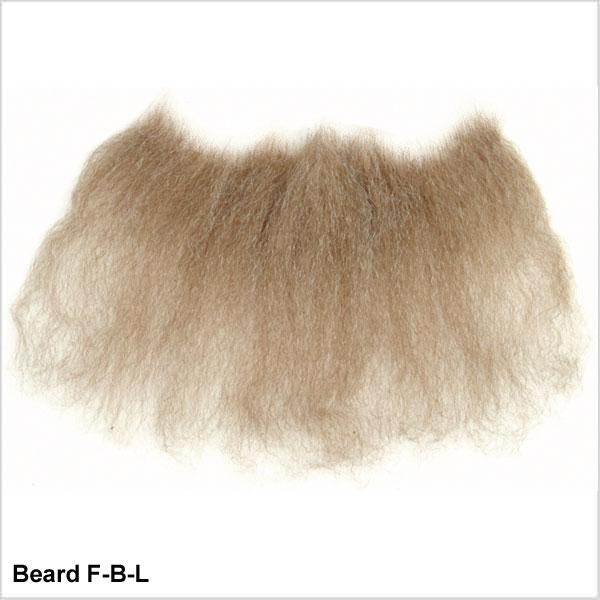 False Beard Full Long