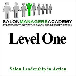 Salon Managers Academy Level 1