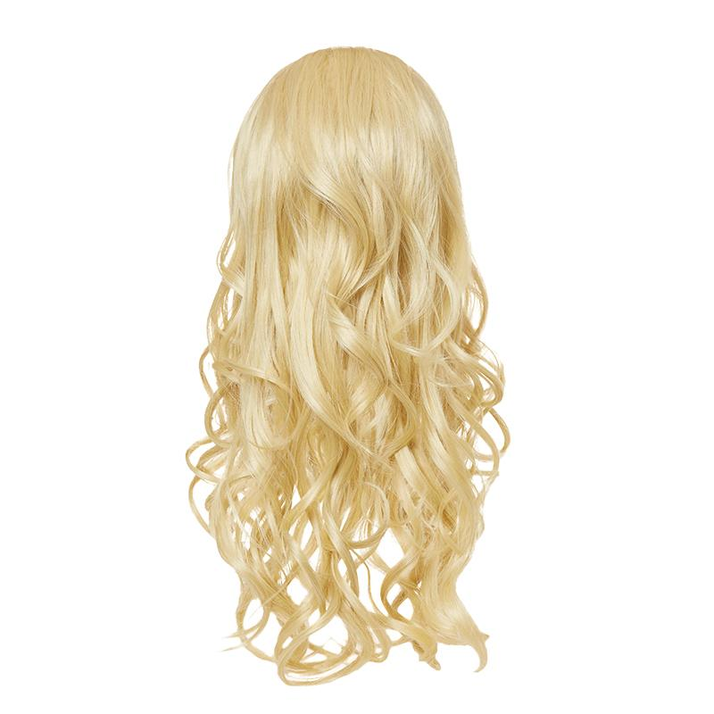 Hairaisers Live it Loud Curly Colour 24/SB Hair Piece