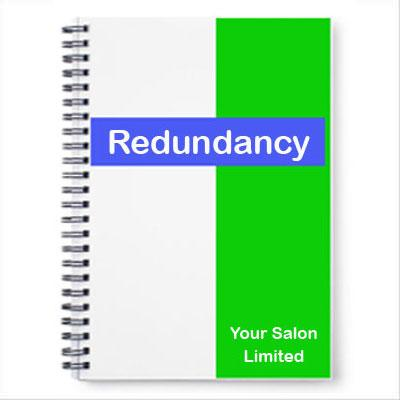 Salon Employee Redundancy Pack