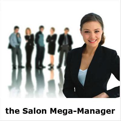 Salon Mega-Manager Course