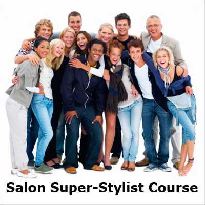 The in-salon Super-Stylist Course