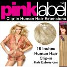 Clip in Human Hair Extensions Colour 22