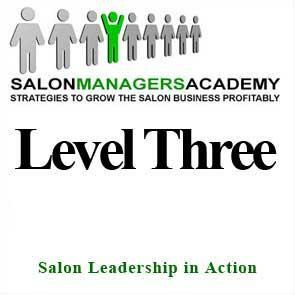 Salon Managers Academy Level 3